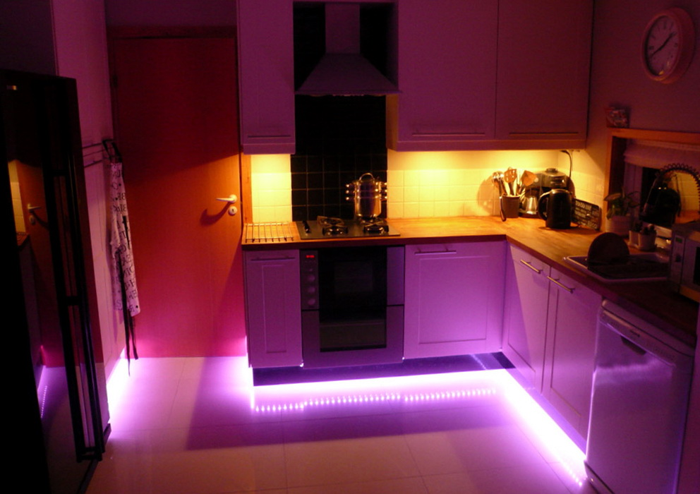 Kitchen Track Lighting Led