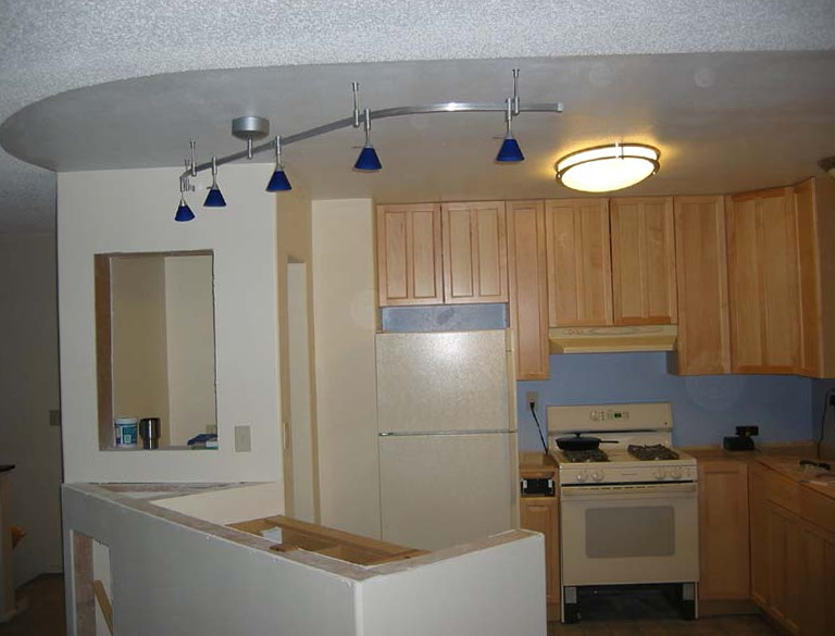 Kitchen Track Lighting Lowes