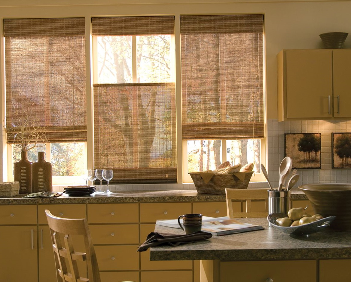 Kitchen Window Treatments Pictures