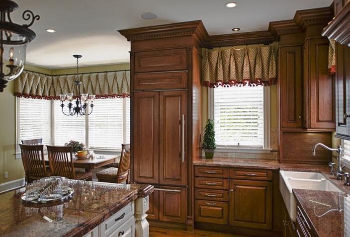 Kitchen Window Treatments Pinterest