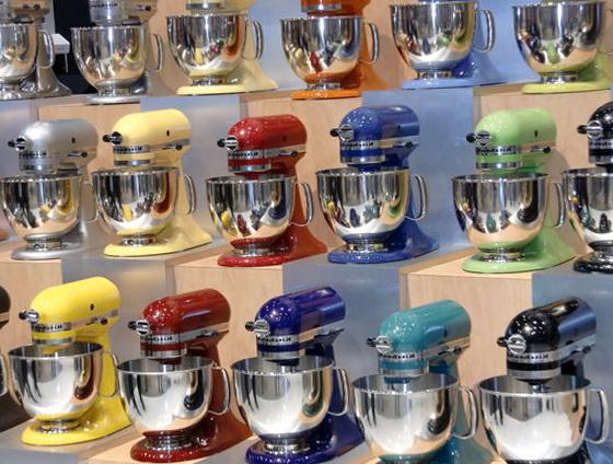 Kitchenaid Stand Mixer Colors
