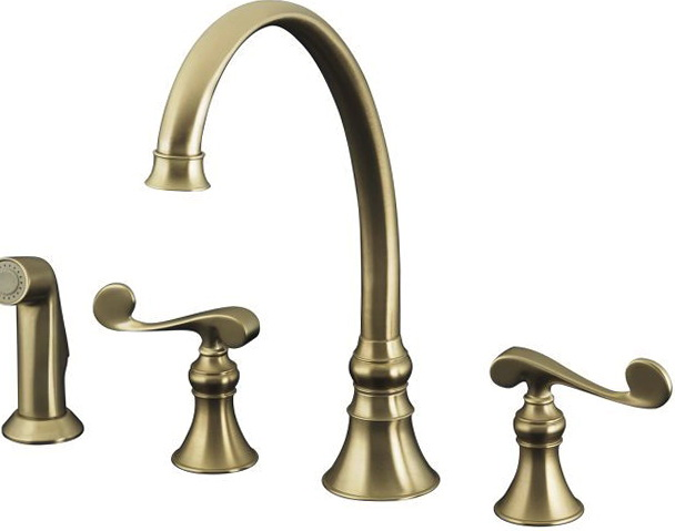 Kohler Kitchen Faucet Repair
