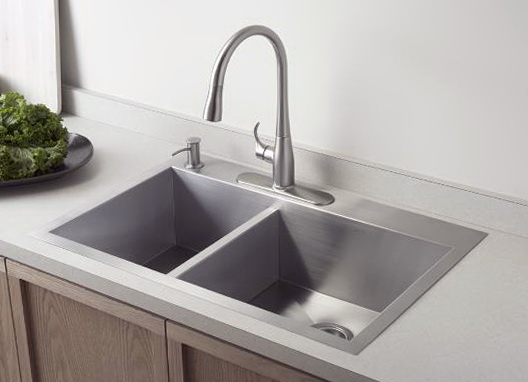 Kohler Kitchen Sinks And Faucets