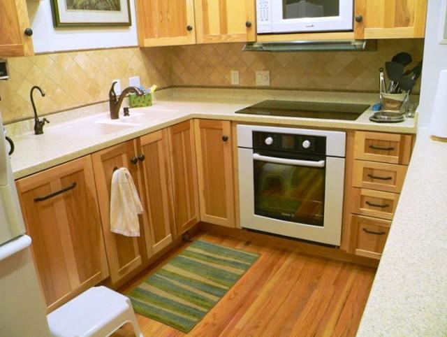L Shaped Kitchen Floor Plans