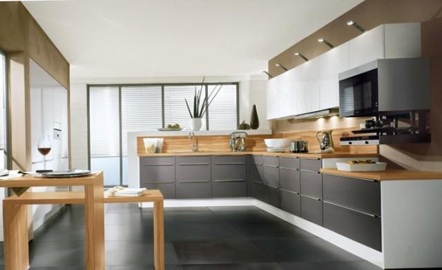 L Shaped Kitchen Layouts
