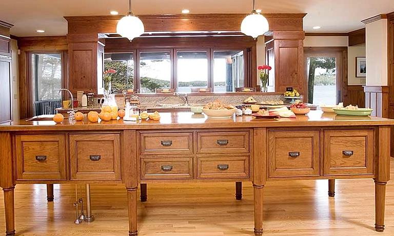 Large Kitchen Islands For Sale