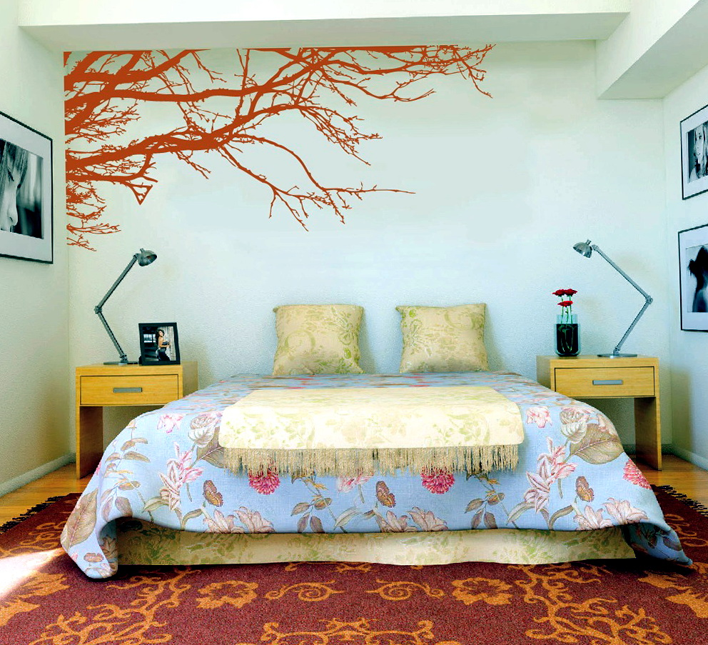 Large Wall Decals For Bedroom