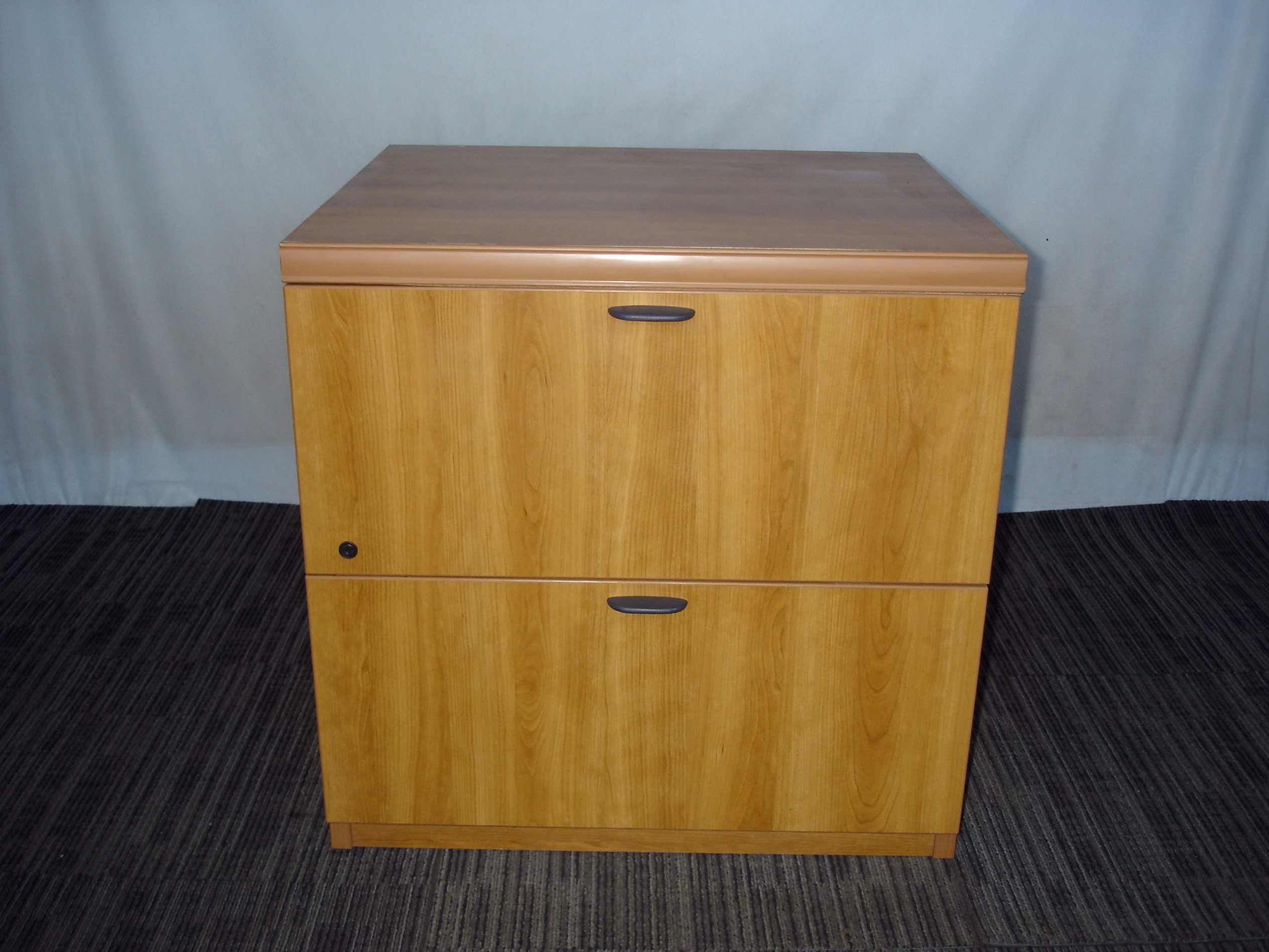 Lateral File Cabinets Used