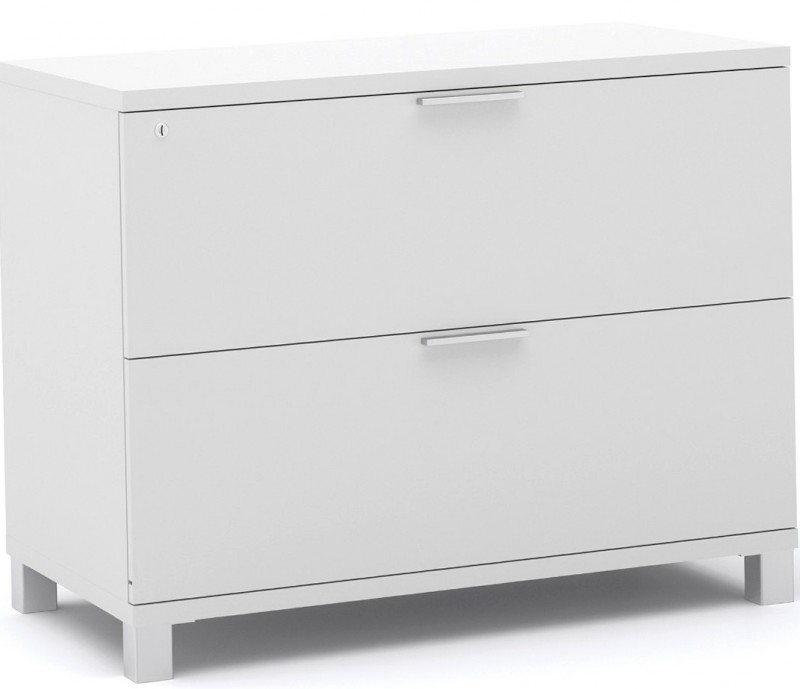 Lateral Filing Cabinets White