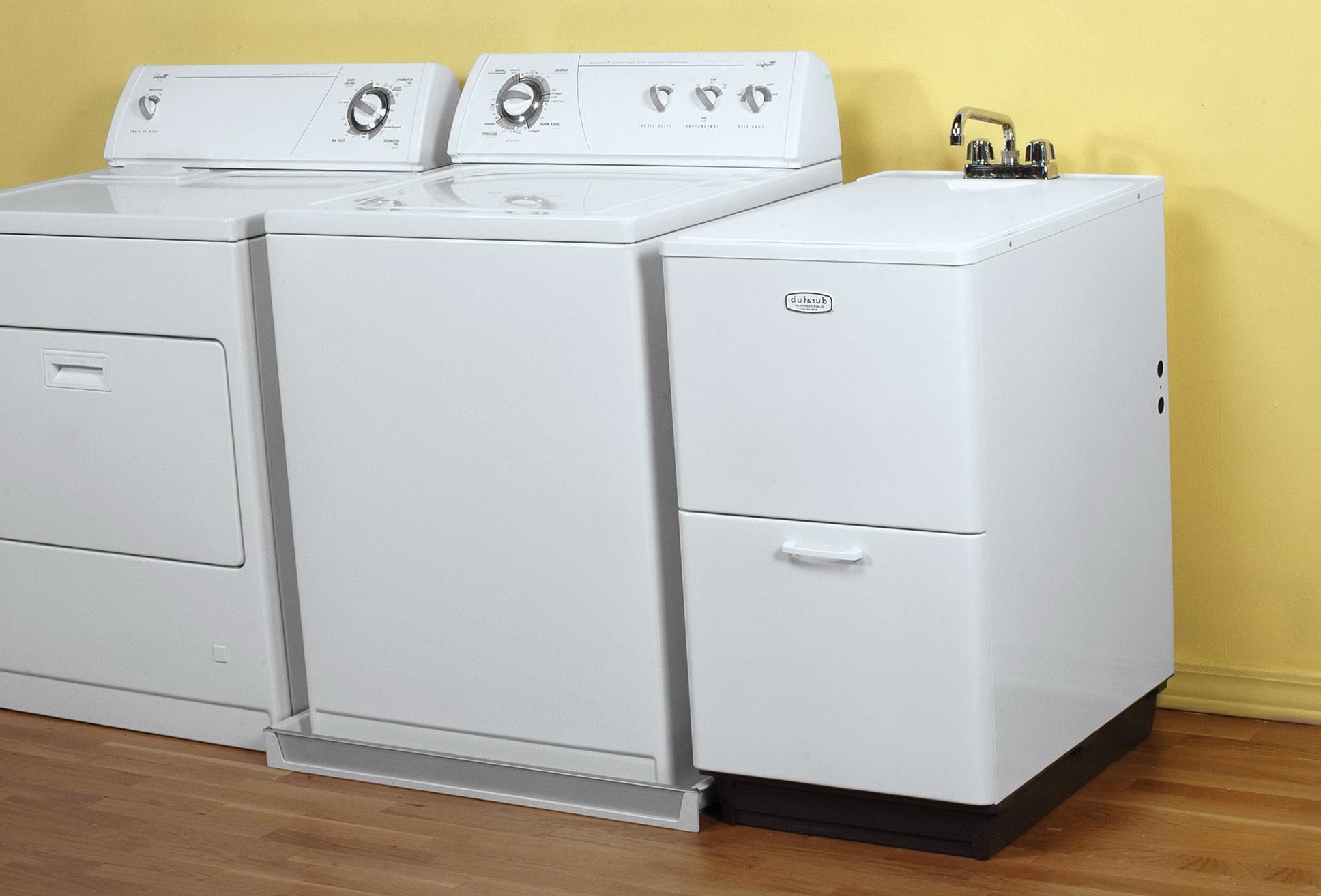 Laundry Utility Sink Cabinet
