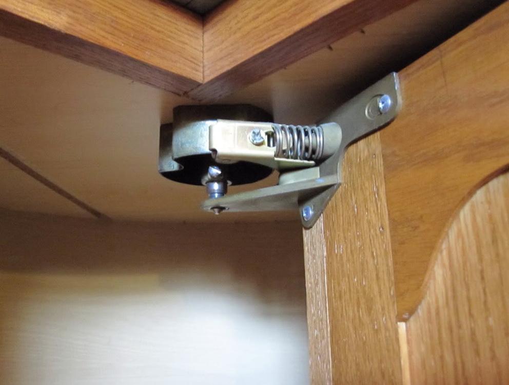 Lazy Susan Cabinet Door Hinges