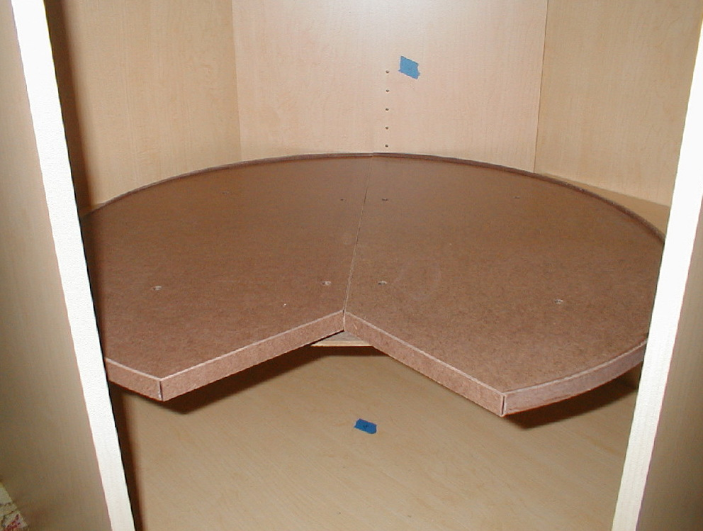 Lazy Susan Cabinet Measurements