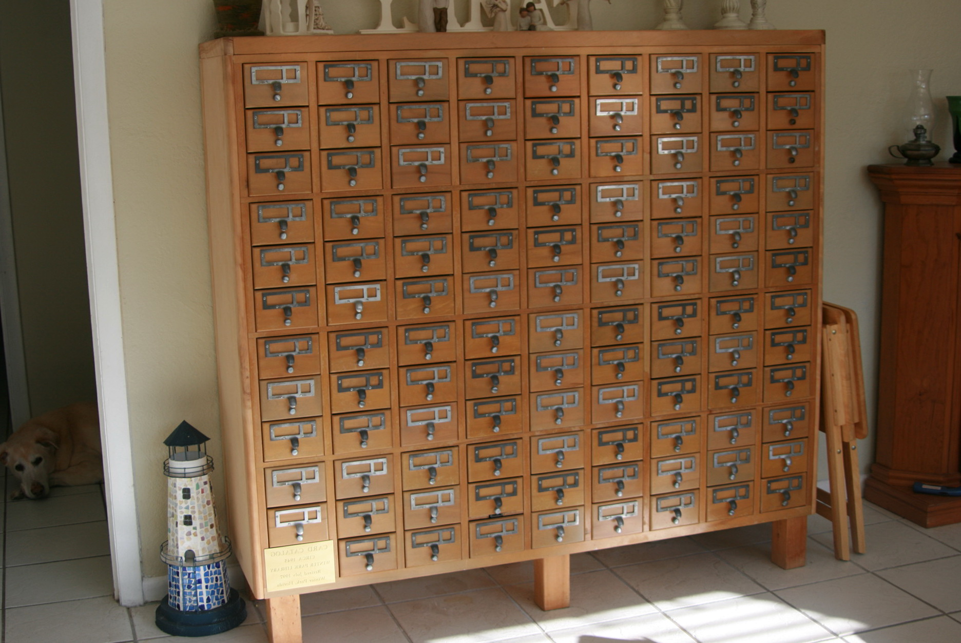 Library Card Catalog Cabinet For Sale Cabinet 39783 Home Design