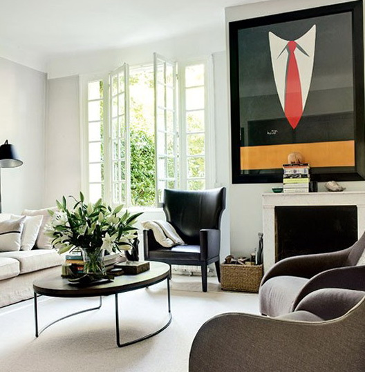 Living Room Art Decor Ideas