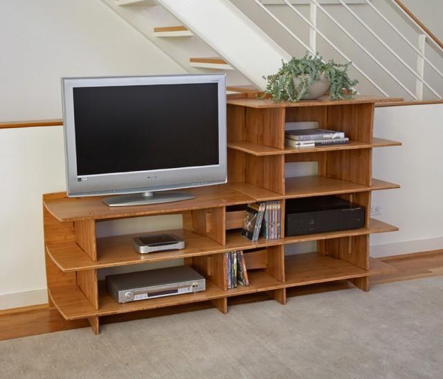 Living Room Cabinets Design