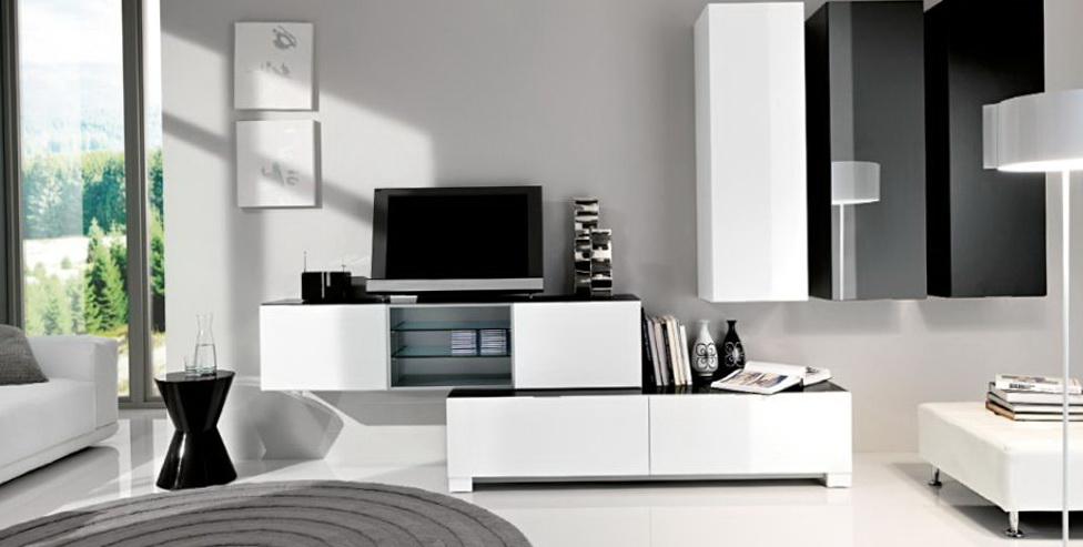 Living Room Cabinets Ideas