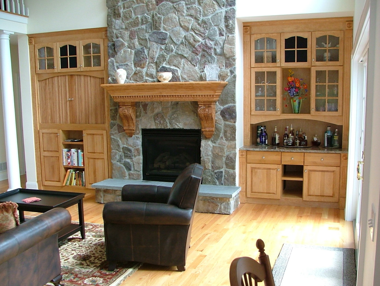 Living Room Cabinets With Doors