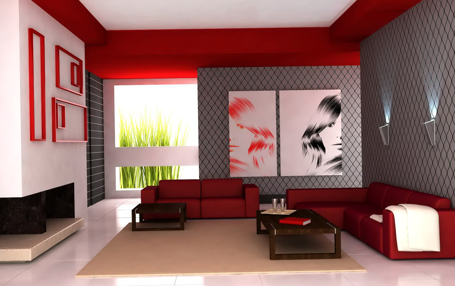 Living Room Colors Photos
