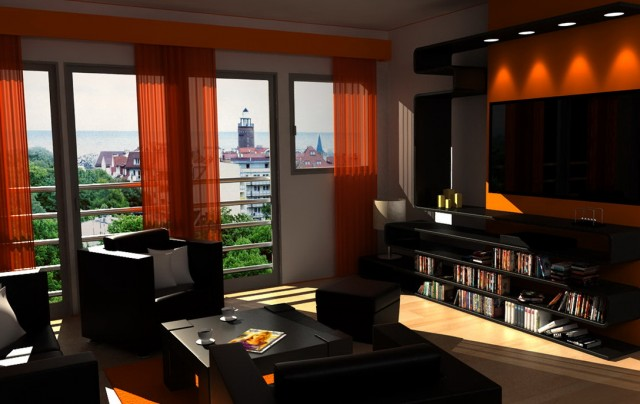 Living Room Colors With Dark Furniture