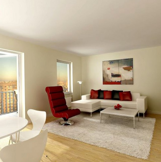 Living Room Decorations For Apartments