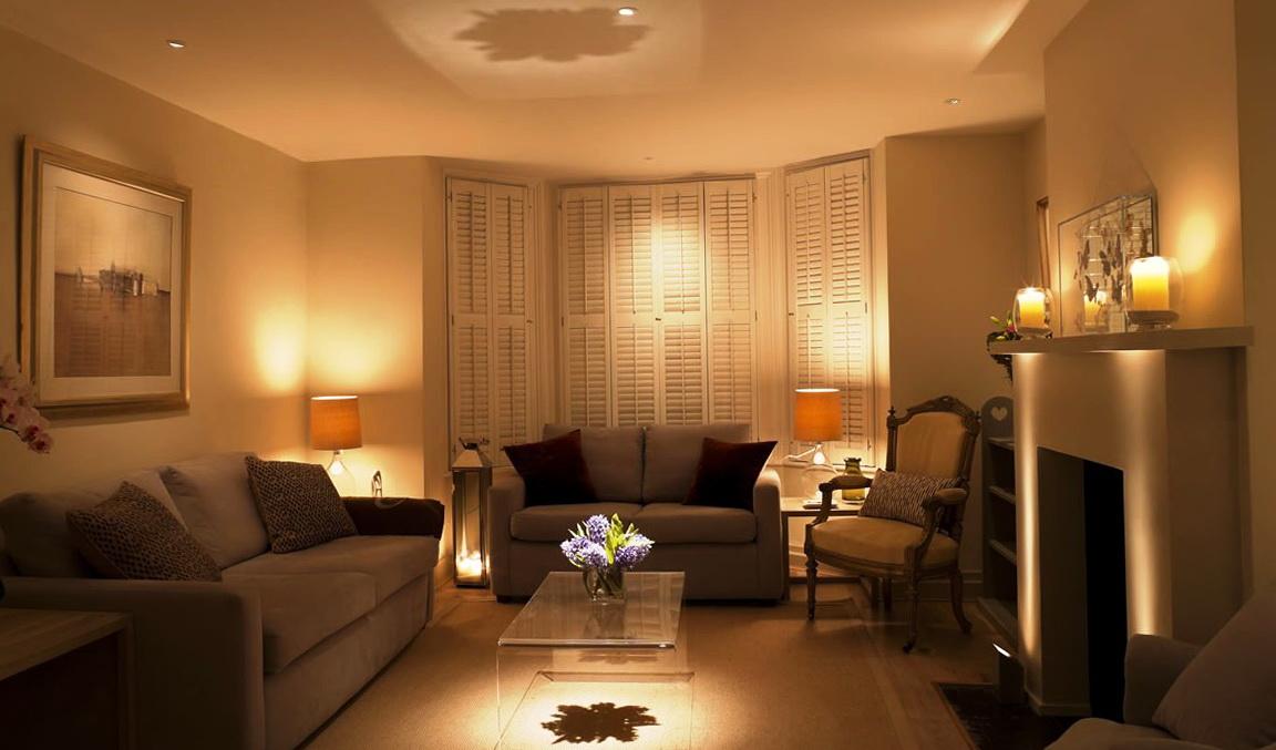 Living Room Lighting Ideas Photos
