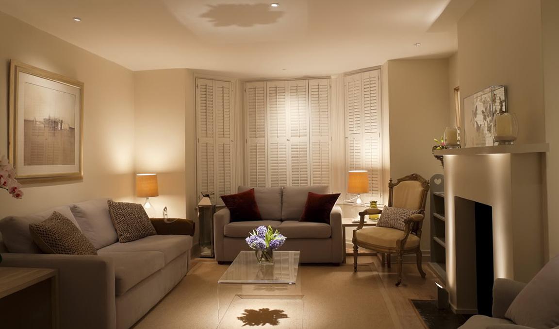 Living Room Lighting Ideas Uk