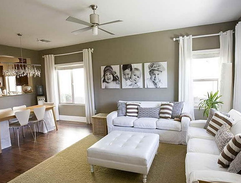 Living Room Paint Colors 2012