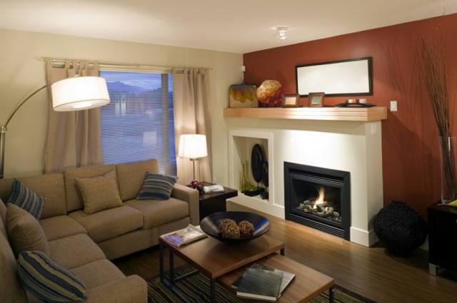 Living Room Paint Colors With Accent Wall