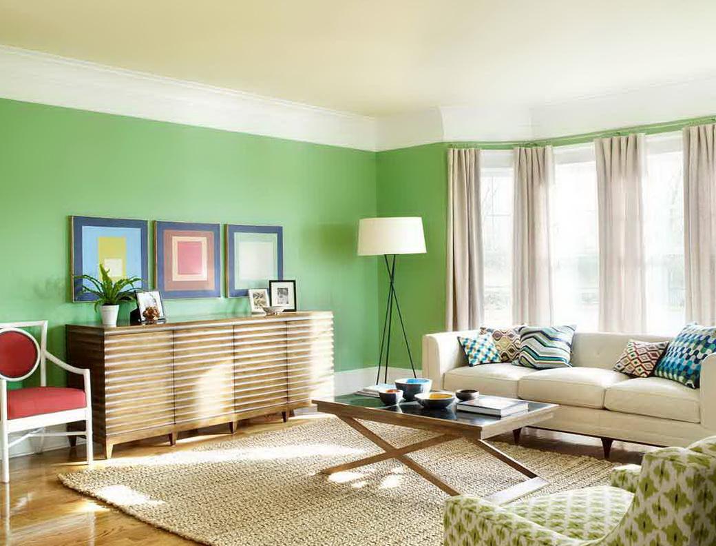 Living Room Paint Ideas 2014
