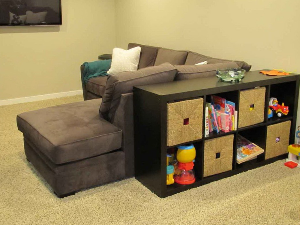 Living Room Storage Ideas For Toys