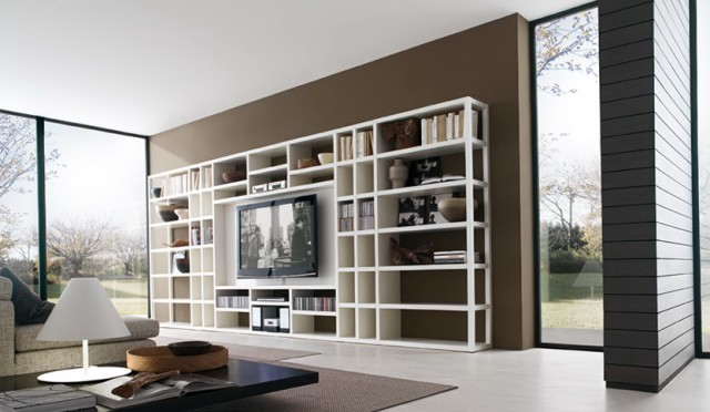Living Room Storage Units