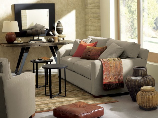 Living Room Table Decorating Ideas