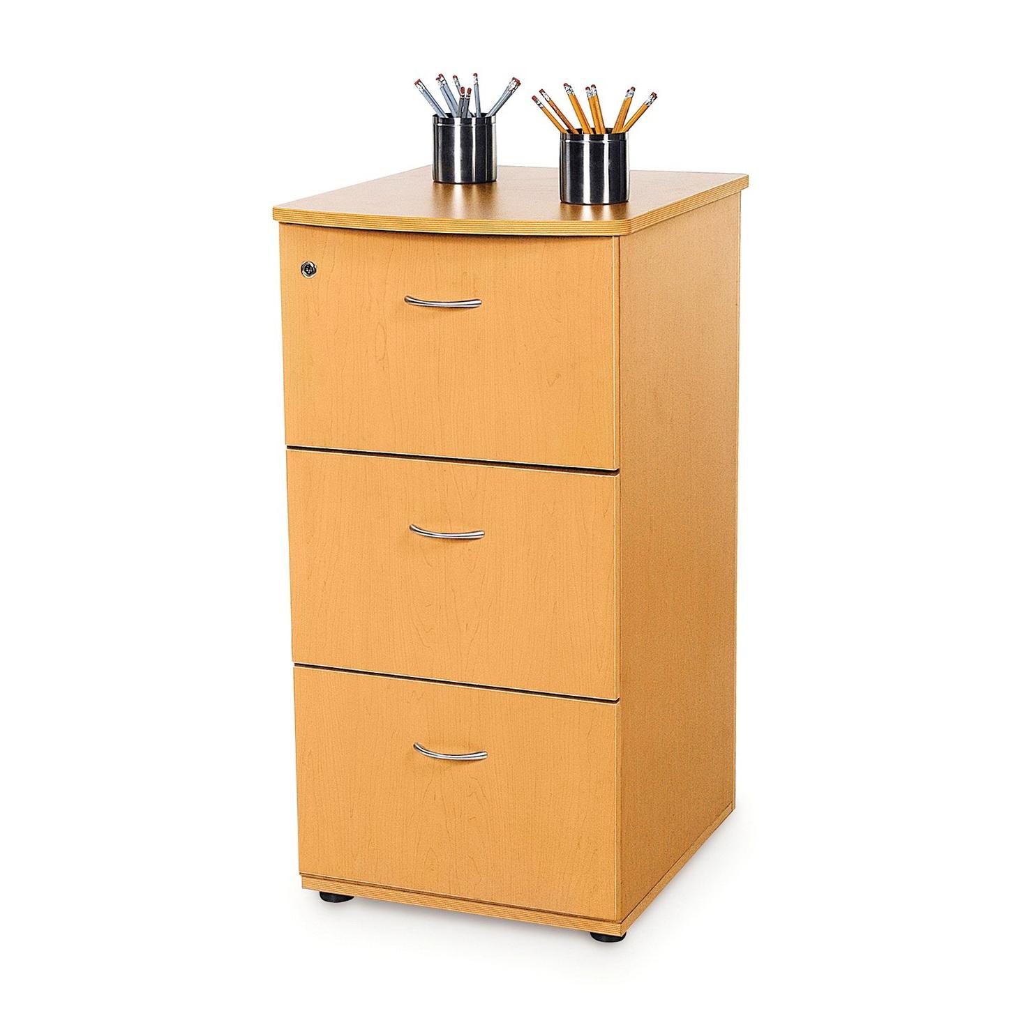 Locking File Cabinet 3 Drawer