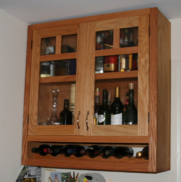 Locking Liquor Cabinet Amazon