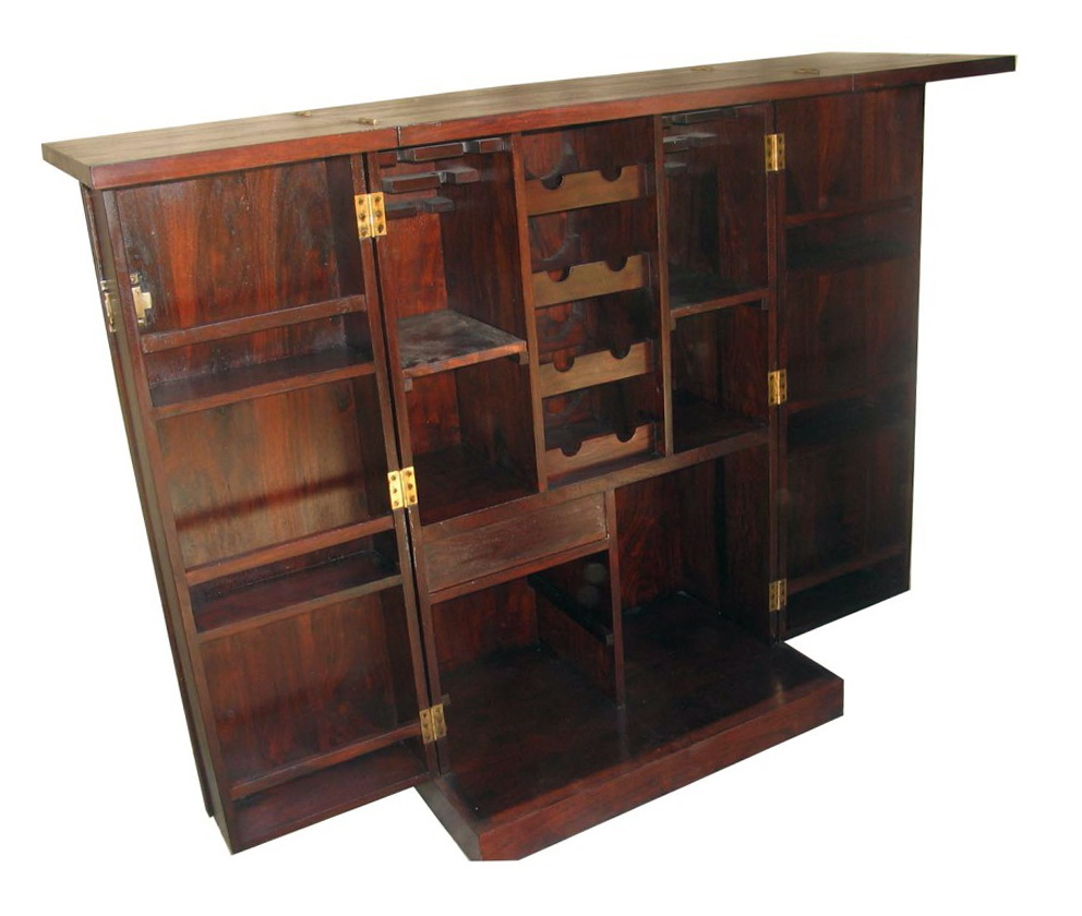 Locking Liquor Cabinet Canada
