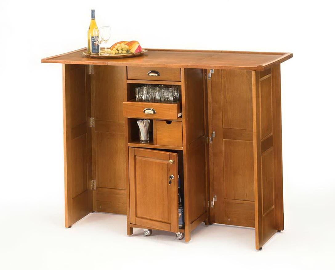 Locking Liquor Cabinet Furniture