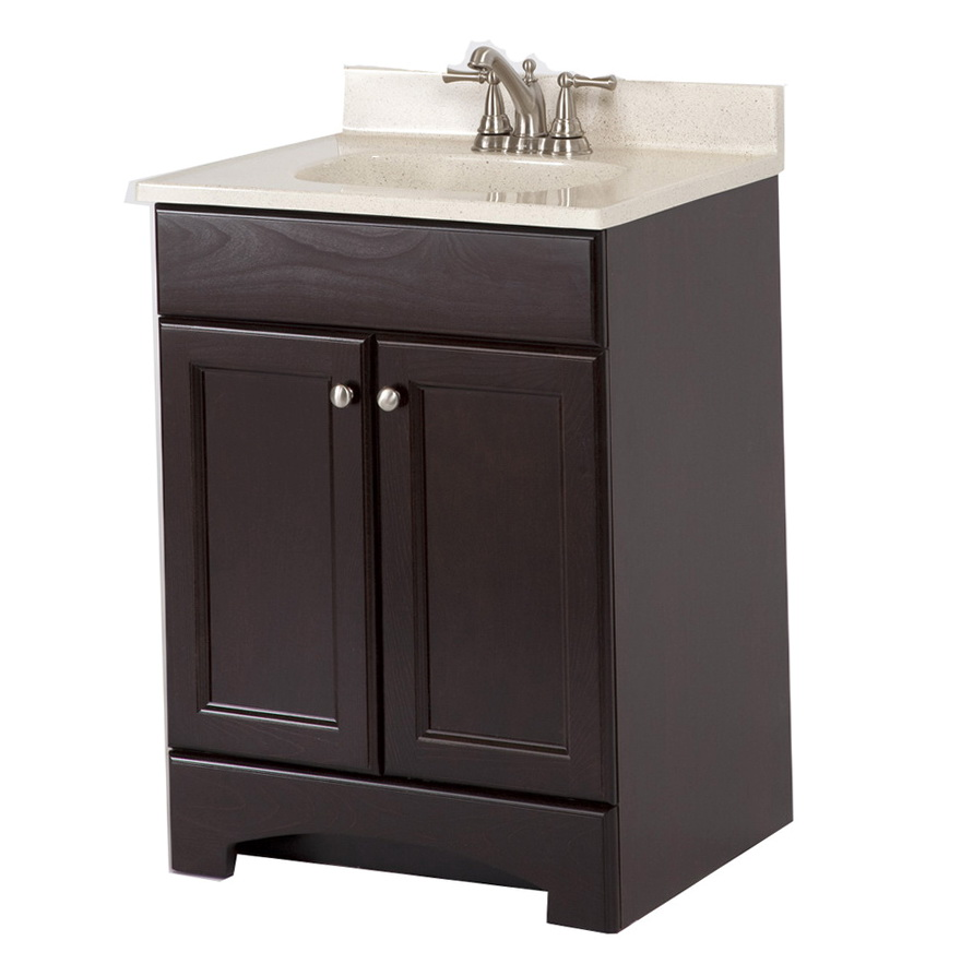 Lowes Bathroom Vanity Marble Top
