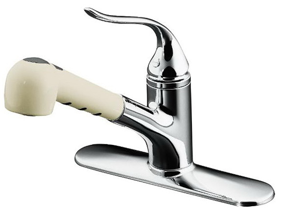 Lowes Kitchen Faucets Single Handle