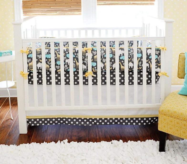 Luxury Baby Boy Nursery Bedding