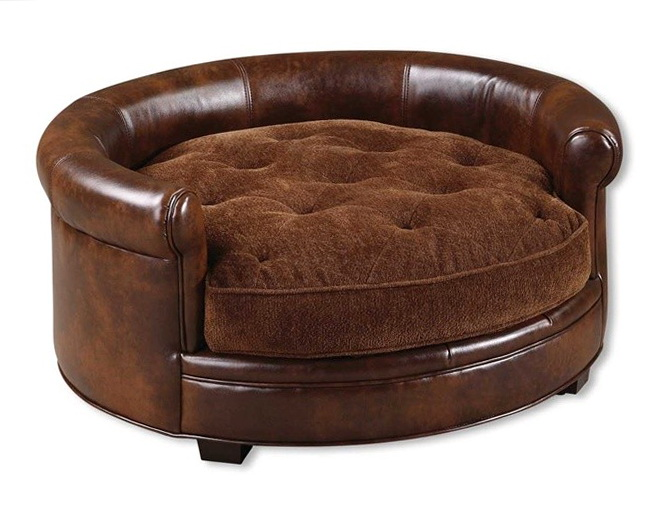 Luxury Designer Dog Beds
