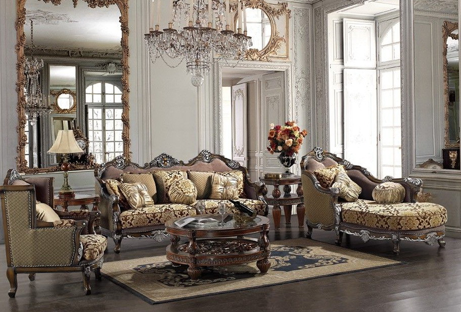 Luxury Traditional Living Room Furniture