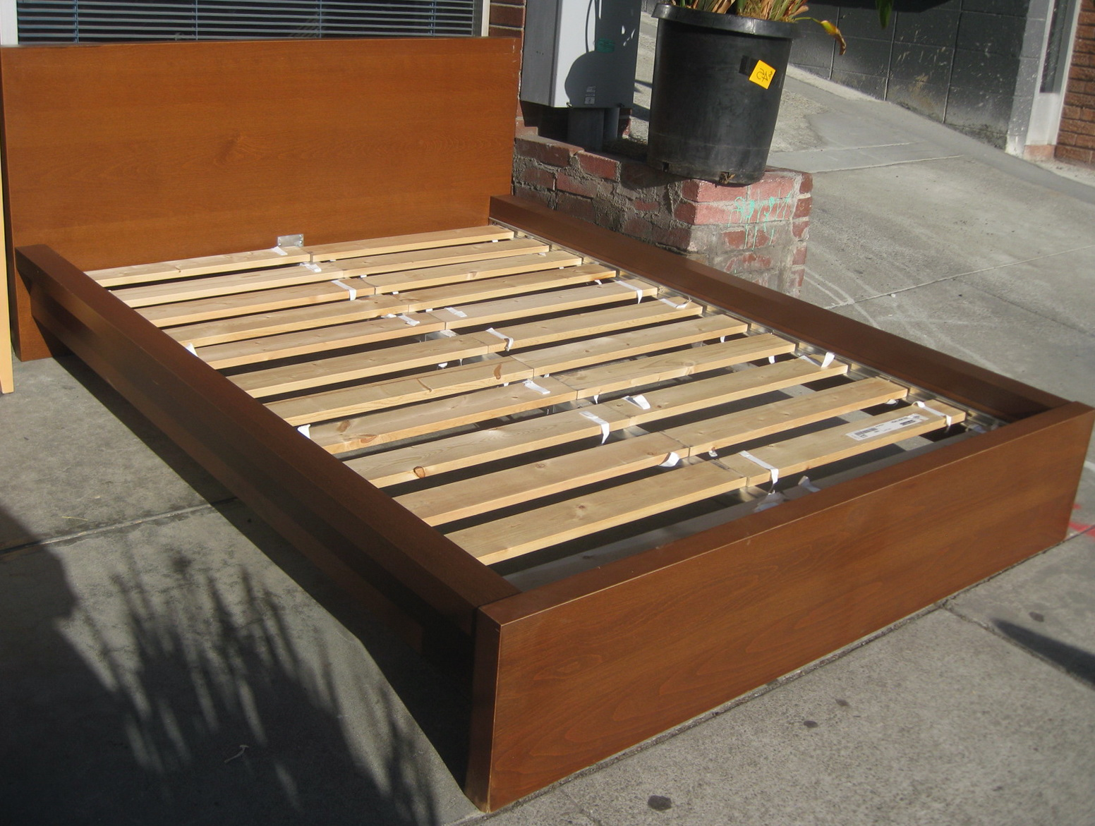 Malm Bed Frame Instructions