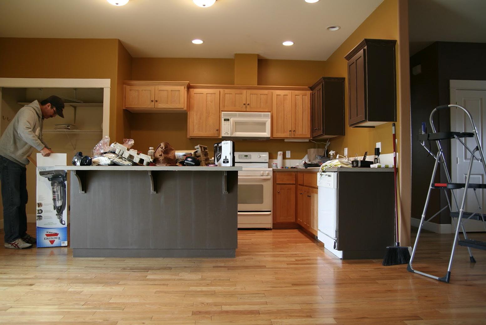 Maple Kitchen Cabinets Paint Colors
