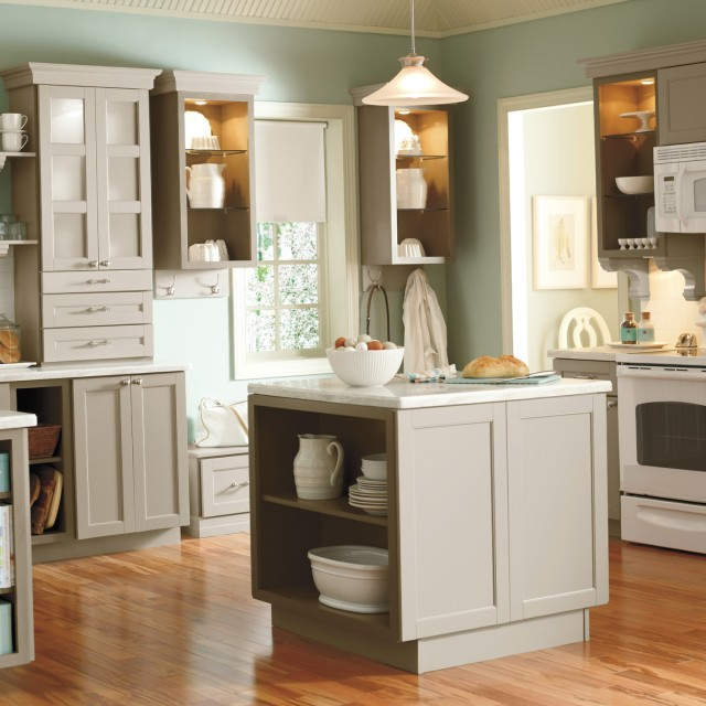 Martha Stewart Cabinets Kitchen