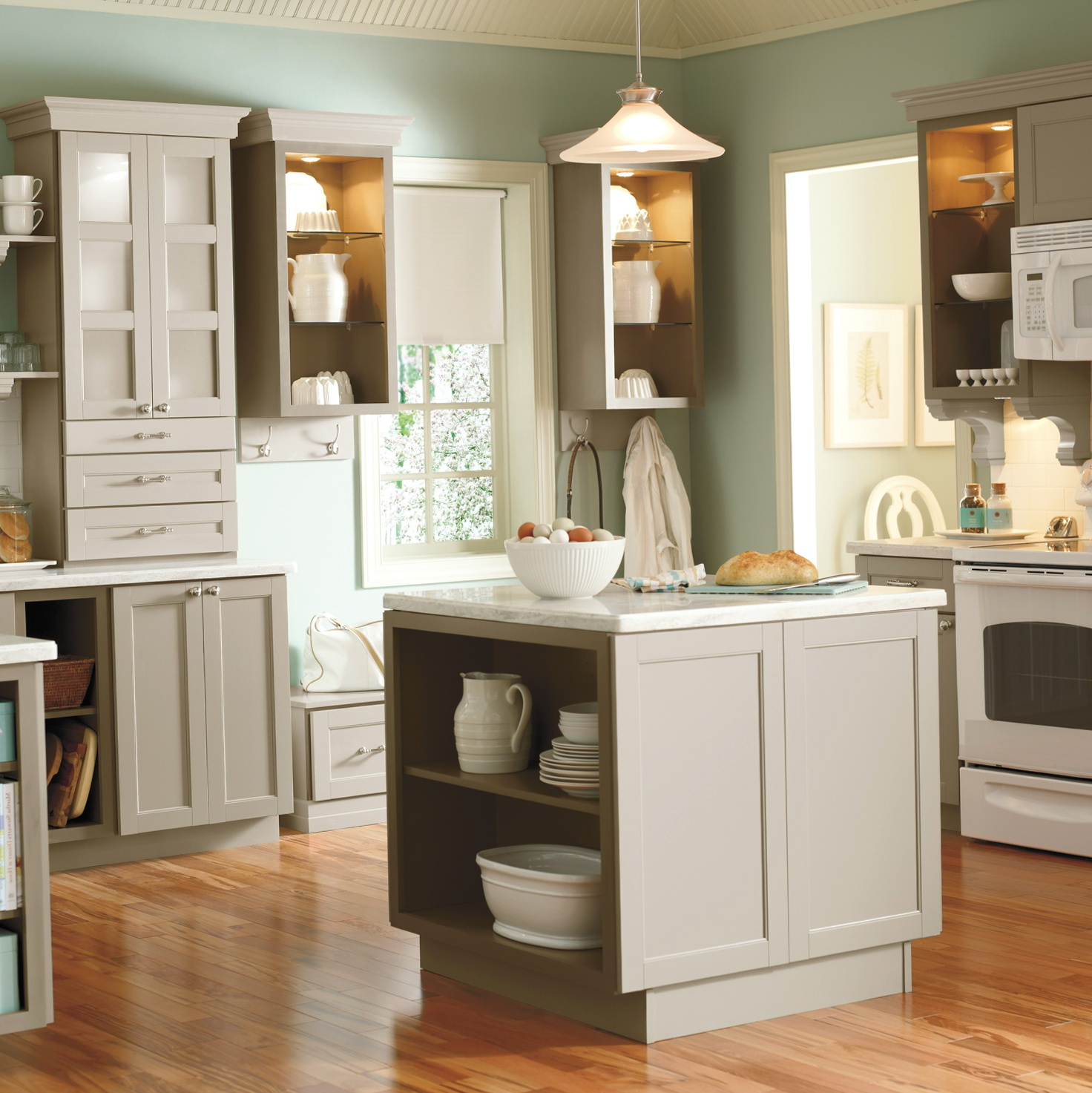 Martha Stewart Cabinets Kitchen