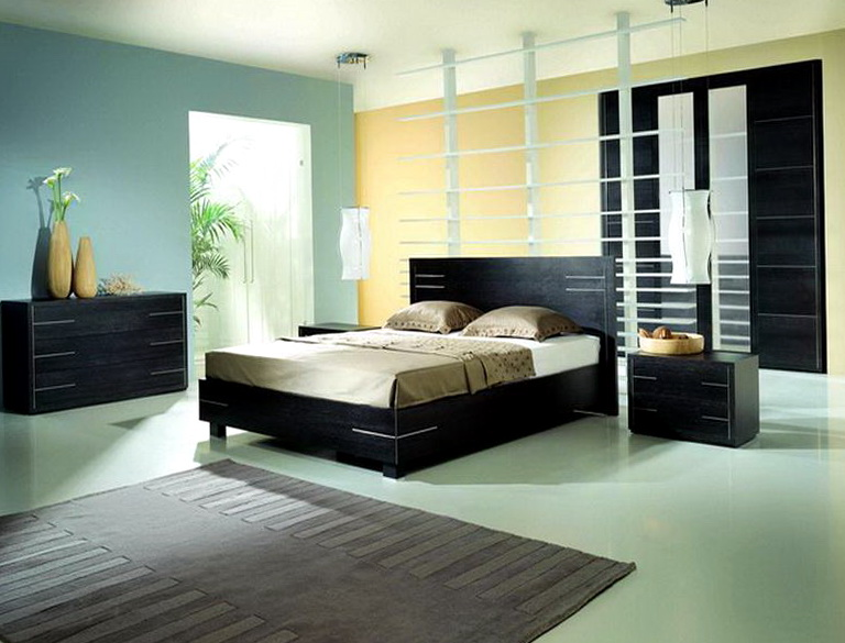 Master Bedroom Colors For Dark Furniture