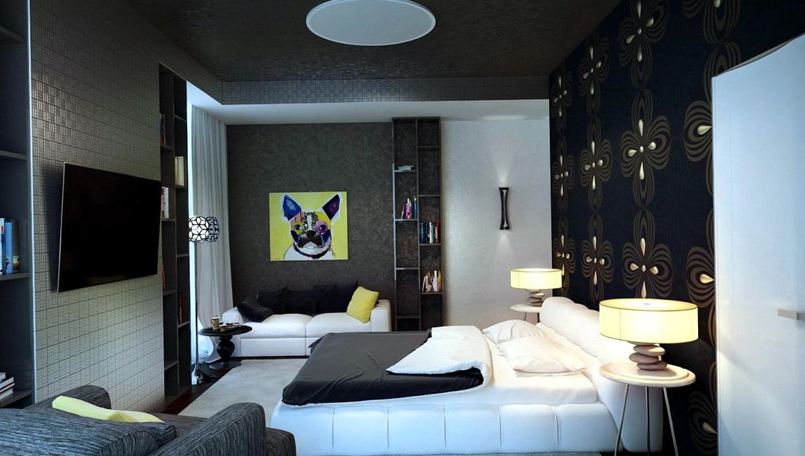 Master Bedroom Decorating Ideas Grey Walls