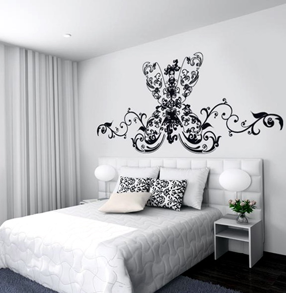 Master Bedroom Wall Decals