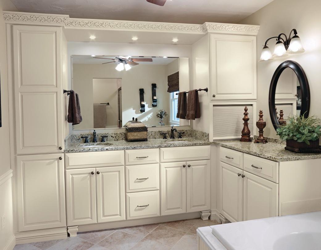 Menards Kitchen Cabinets White