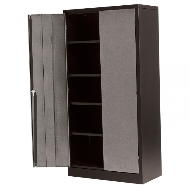 Metal Storage Cabinets At Lowes